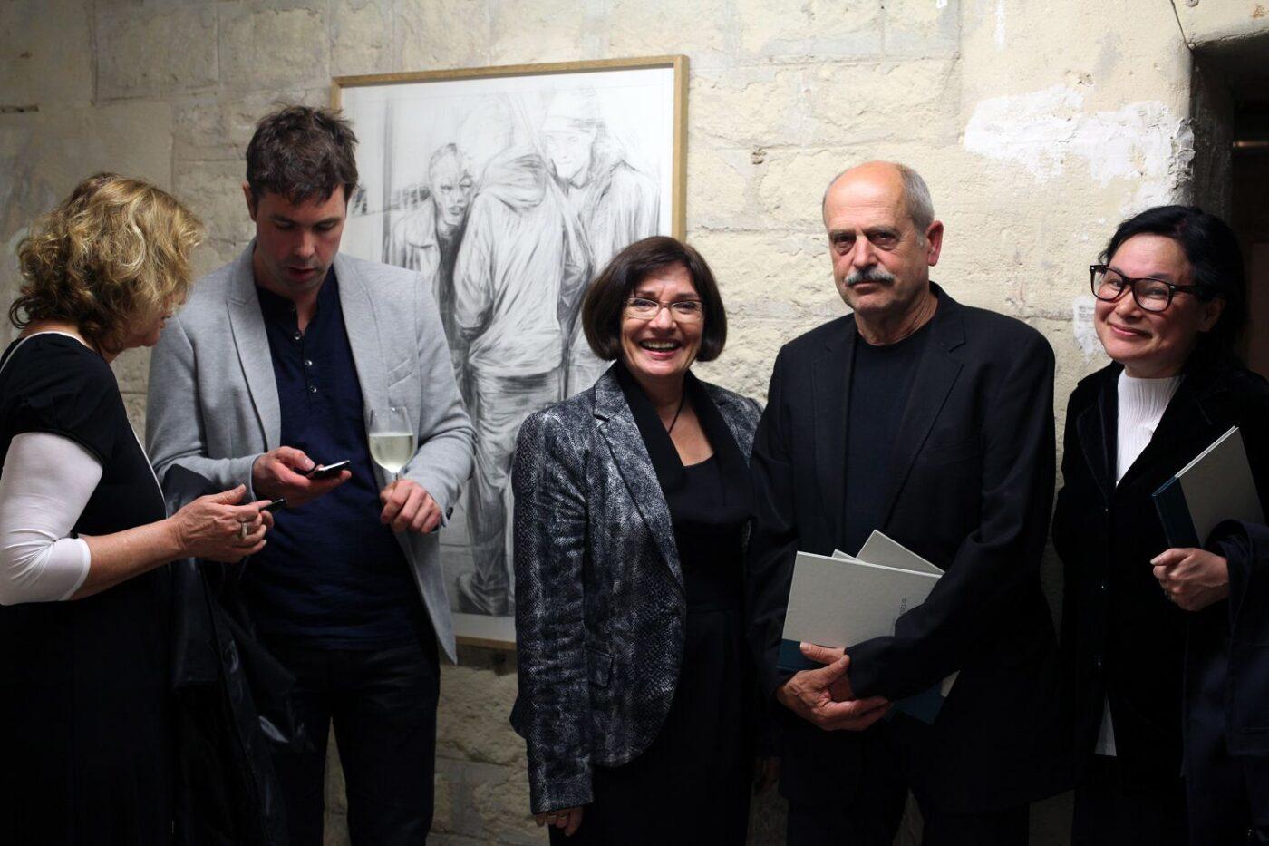 Vernissage exposition «Amnesie» Iris Levasseur