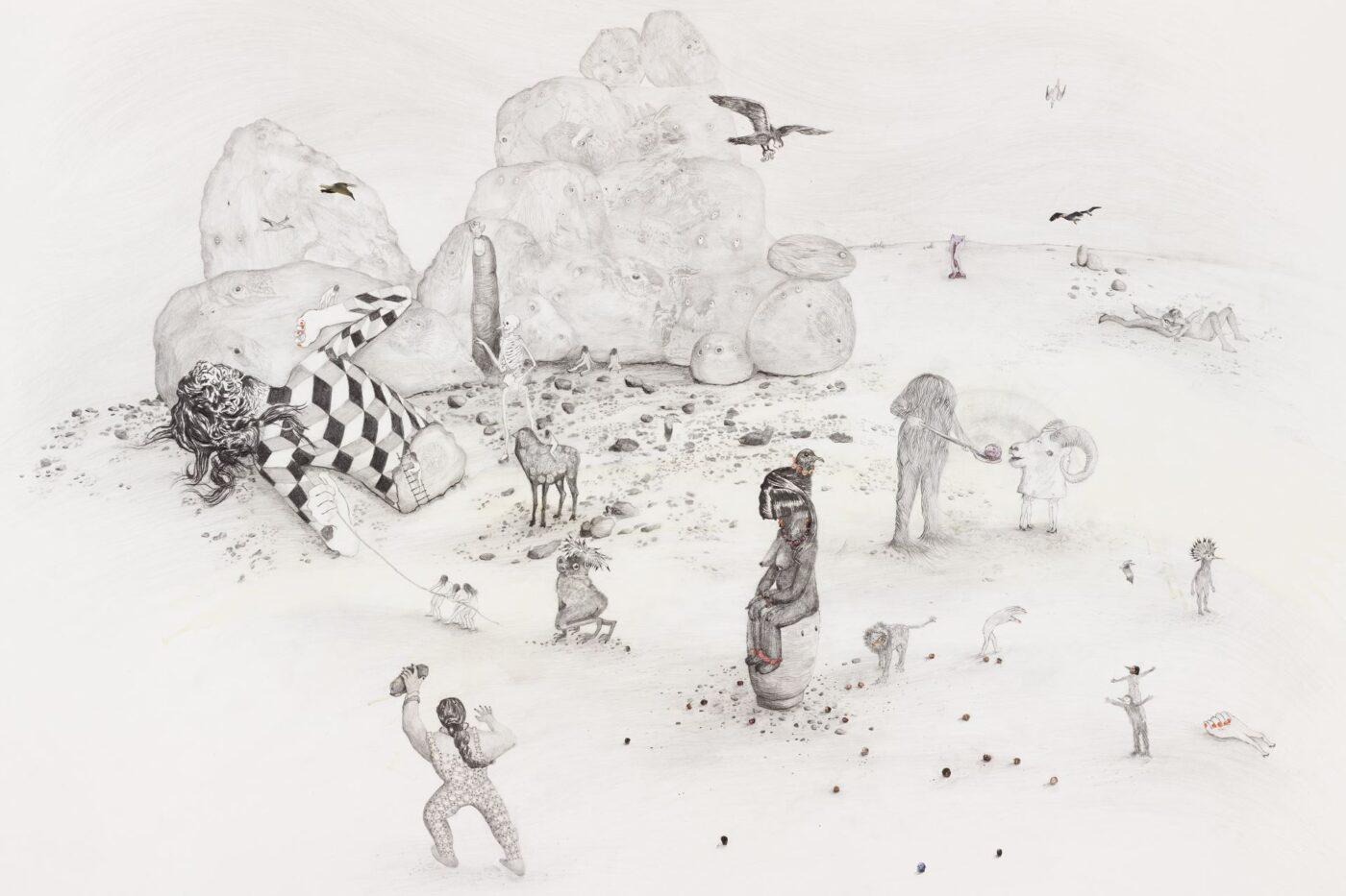 Annonce laureats 2013 – Karine Rougier / Clement Bagot